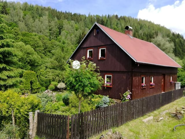 Cottage for active holidays and relaxation