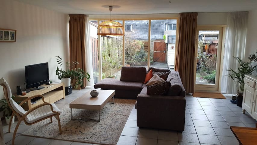 Spacious house nearby city centre