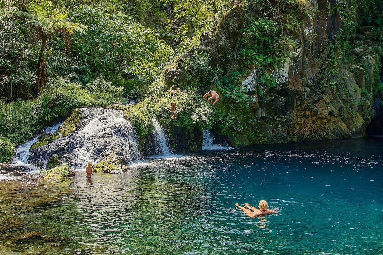 Baignade dans les bassins de Langevin à 12 min du loft - Ile de La Réunion