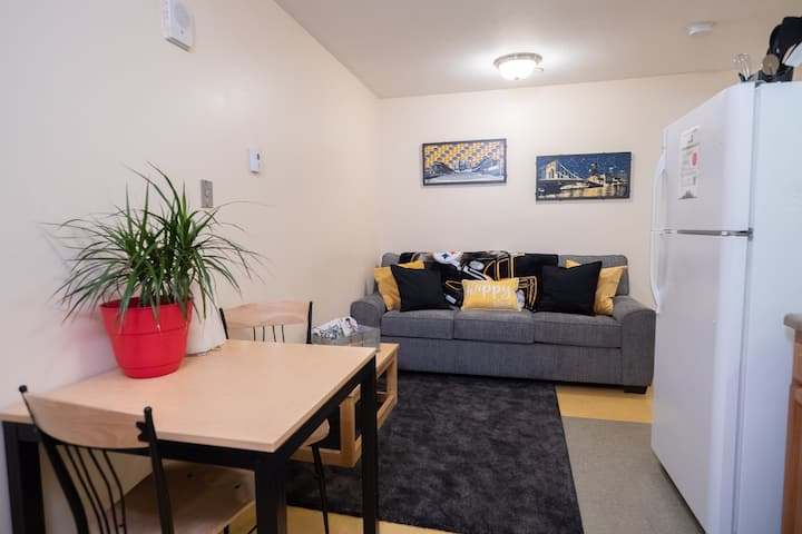 Darling Downtown Delightful Entire Efficiency APT!