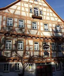 Room in historic house 15th century - Bad Wimpfen - Apartment