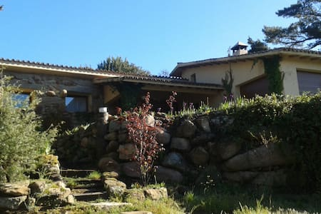 Country house on the banks of Burguillo Reservoir - El Barraco - Σαλέ
