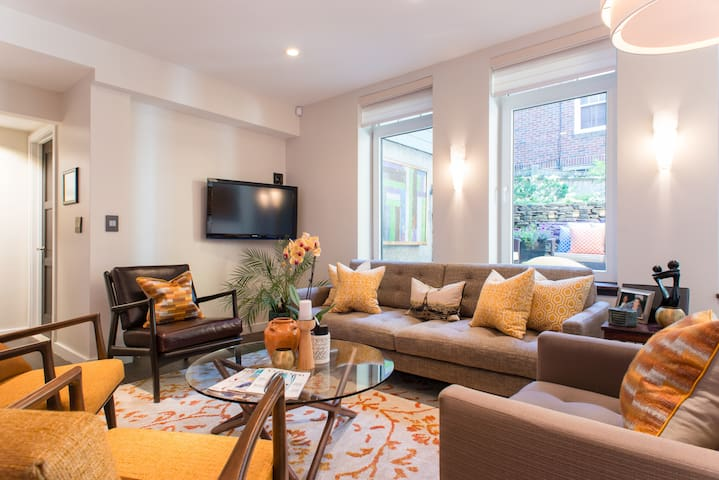 Executive Garden Apartment - Boston - Wohnung