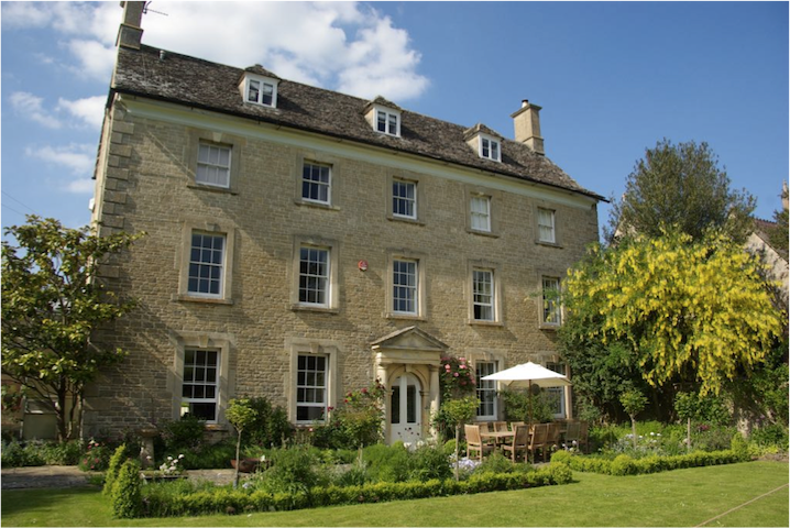 A Stunning 17th Century Cotswold Manor House