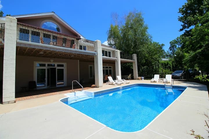 Sunrise/Sunset Mnt View Pool home!!