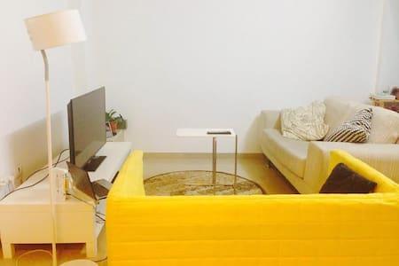 sweet apartment in the center of Tel-Aviv - Tel Aviv-Yafo - Apartment