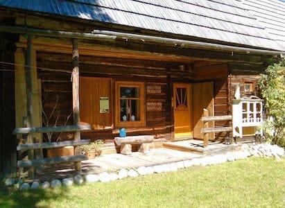 """Dziupla""- Berghütte mit Sauna in der Hohen Tatra - Brzegi - Hus"