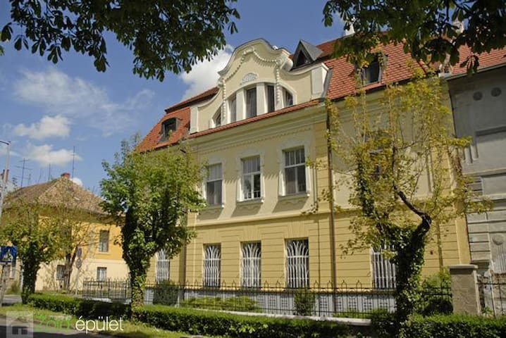 Keszthelyi apartman - Keszthely - Apartemen