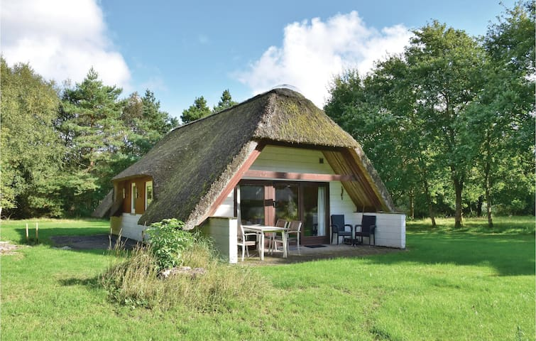 Holiday cottage with 2 bedrooms on 54m² in Ulfborg