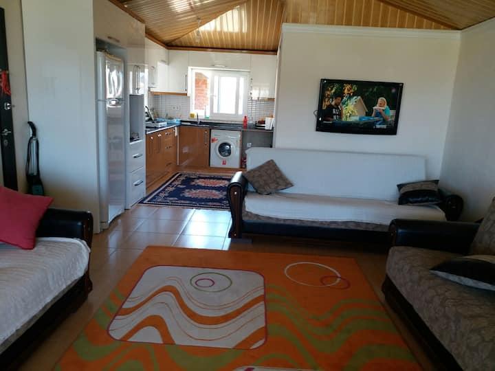 Kzılağaç  Manavgat Antalya Yazlık Ev Stüdyo Daire