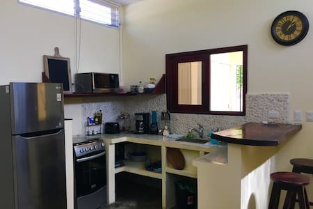 New 1br in town/near beach/wifi - San Juan del Sur