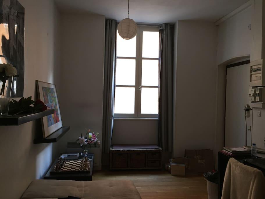 Petit appartement hypercentre appartements louer for Location appartement design grenoble