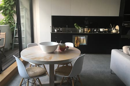Stylish living St Kilda Beach +wifi - Saint Kilda