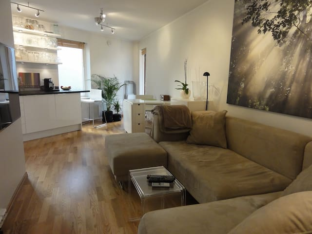 Central location in the heart of historic Bergen - Bergen - Apartment