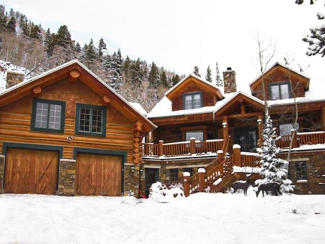 Breckenridge Cabin #5 King Bed
