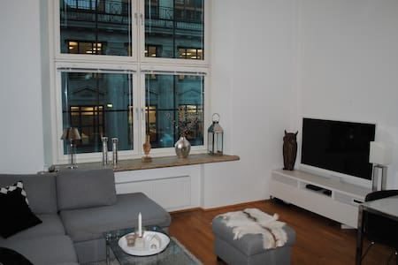 Modern apartment in downtown Oslo. - Oslo - Appartement