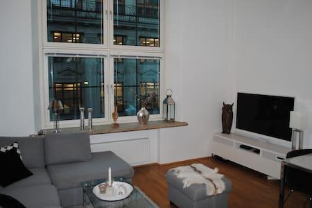 Modern apartment in downtown Oslo. - Oslo - Apartamento