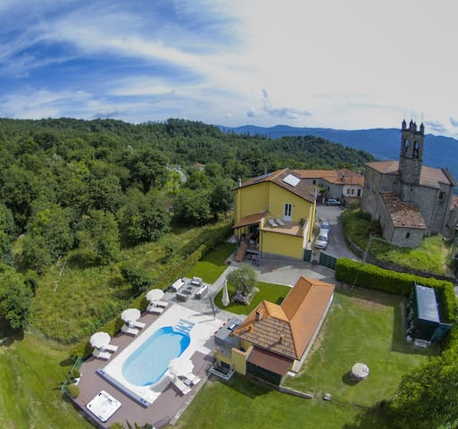 Villa Ariola - Toscana - Villa