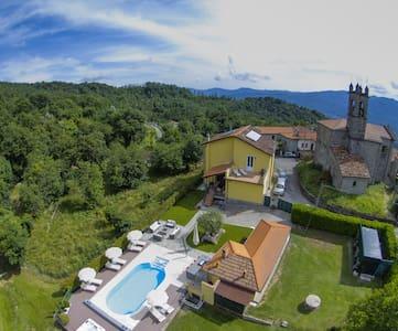 Villa Ariola - Toscana - Huvila