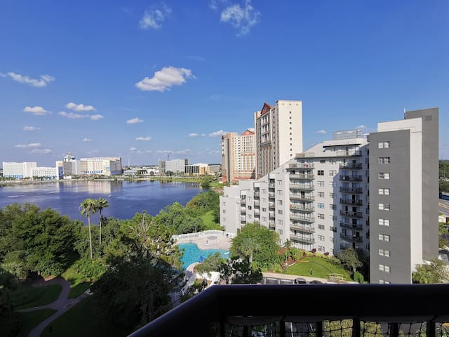 Enclave 2BD/2BA Condo Surrounded by Fantastic View