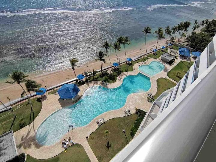 Beach Front Apartment, Las Olas, Juan Dolio.