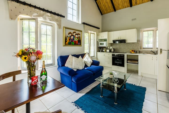 Lemon Tree Cottage @ De Kraal Estate - Stellenbosch - Domek parterowy