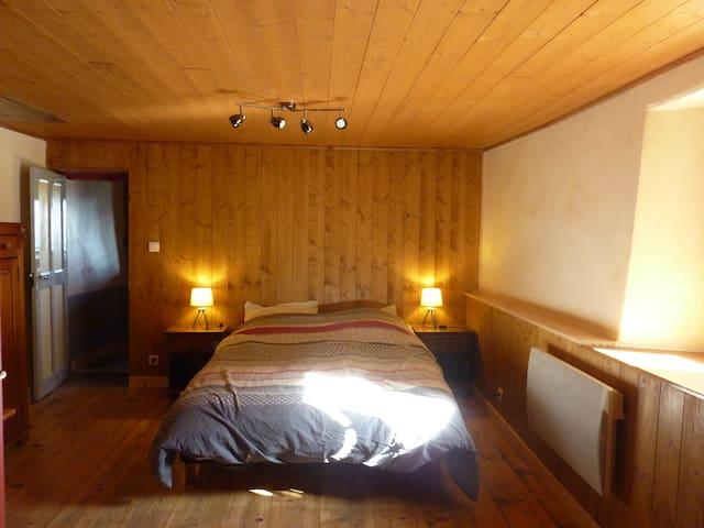 Chambre / Salon