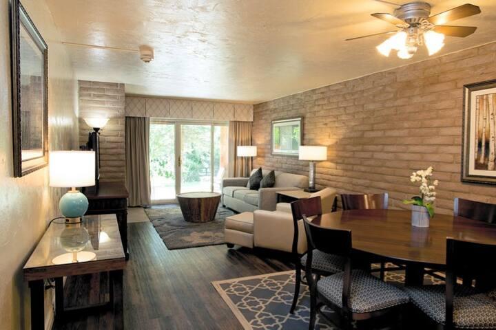 Amplio y cómodo departamento en Vail, Colorado