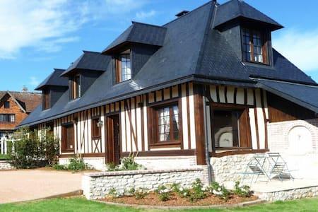 Gîte la Roseraie - Hermival-les-Vaux - Alojamento na natureza