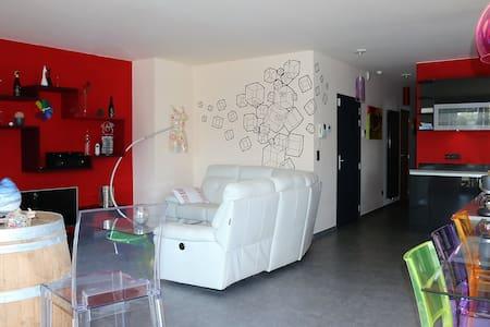 De Cap en Cap Nivelles Appartement - 2 ch 4 pers