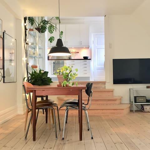 Living-dinning room