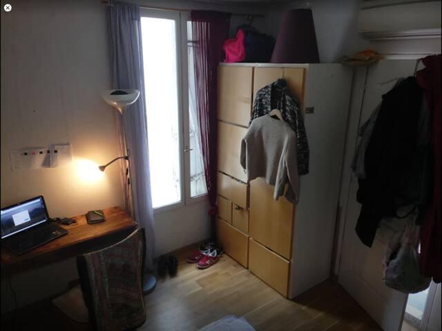 Est parisien Une chambre en colocation Montreuil