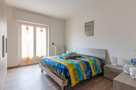 Ruhig Ferienwohnung in Marniga von Brenzone - Brenzone sul Garda
