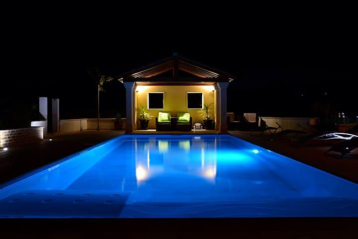 Belle villa 10p + appartement 6p