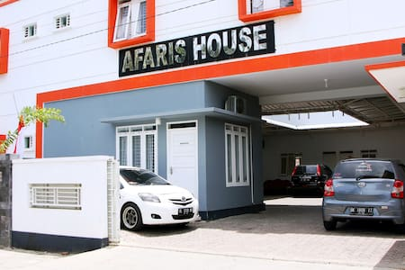 Afaris House: Paceful and Homey Guesthouse Room 1