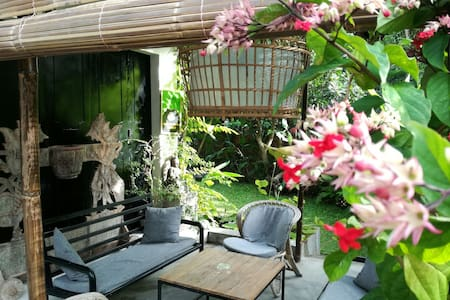 Rumah Lotus, a home for 6 persons! - Bantul