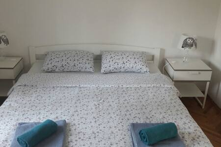 Lovely two bedroom apartment!