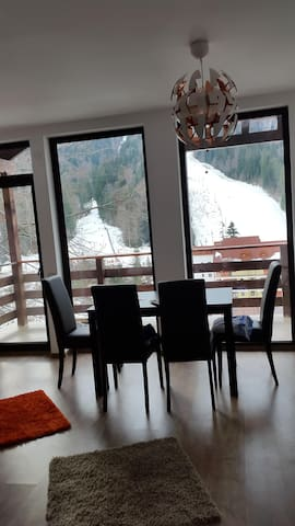 Cozy&Lovely Home near Ski Slope Azuga - Azuga - Wohnung