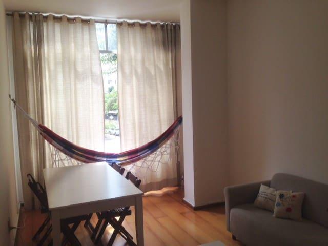 Apartamento beira mar- Centro RJ