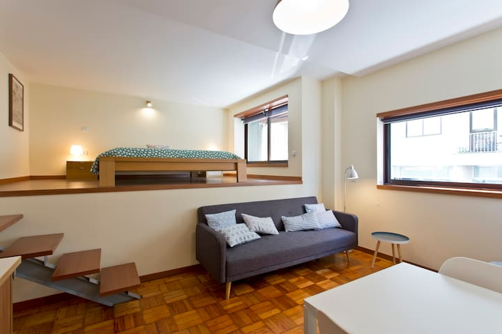 Studio 312 - Brand new place at Oporto - Porto - Apartamento