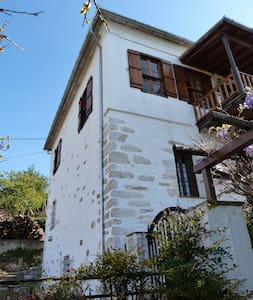 Sea view mountain house in Milies - Magnisia - Talo