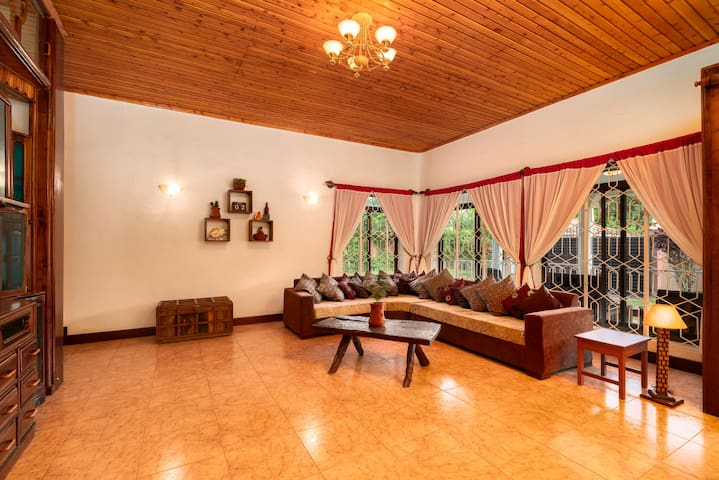 Peaceful Arusha accommodation in a great location