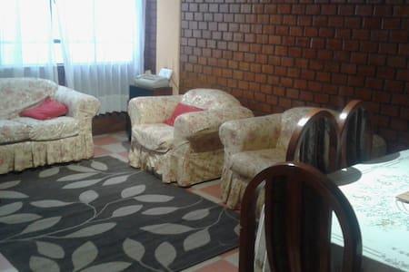 Alojamiento en casa Familiar - Arequipa