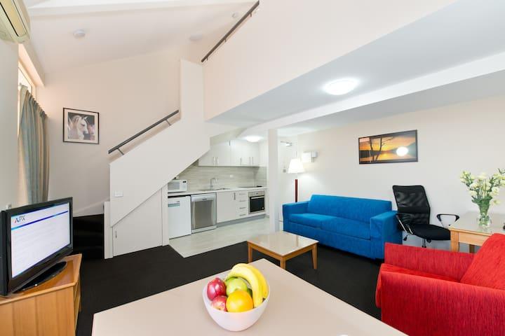 One Bedroom Apartment at APX Parramatta