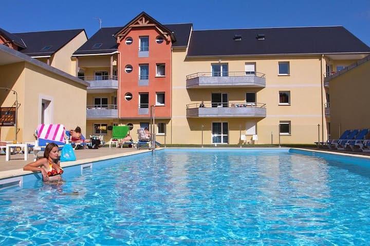 4 etoiles maison de vacances a Grandcamp