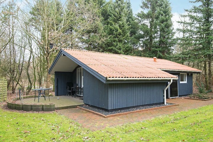 5 person holiday home in Toftlund
