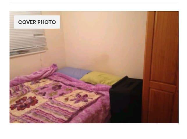 Double room 30 min to city centre - Londres - Apartamento