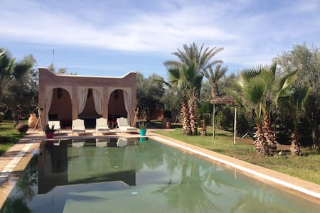 Location d 39 appartements marrakech airbnb for Airbnb marrakech