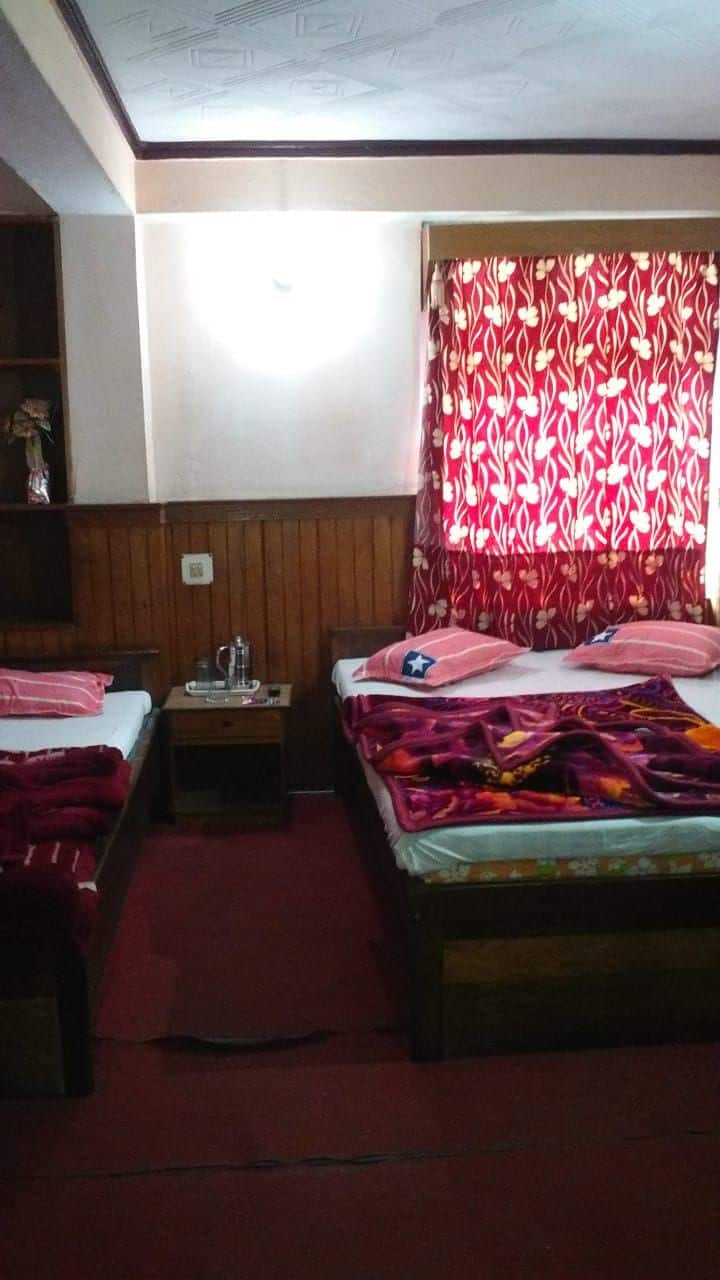 A warm nest for stay in Pelling, Sikkim
