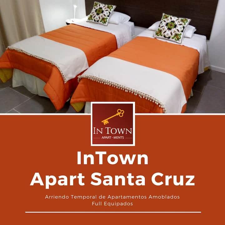 Intown Apart Santa Cruz